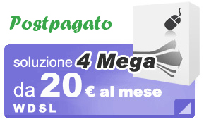 InNet Business Adsl 4 Mega